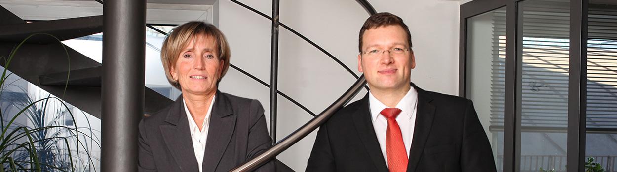 Sylvia Förster und Alexander Selmair